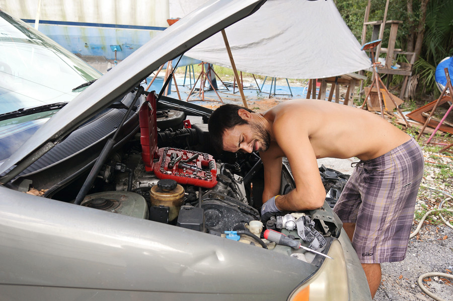 fixing our Kia