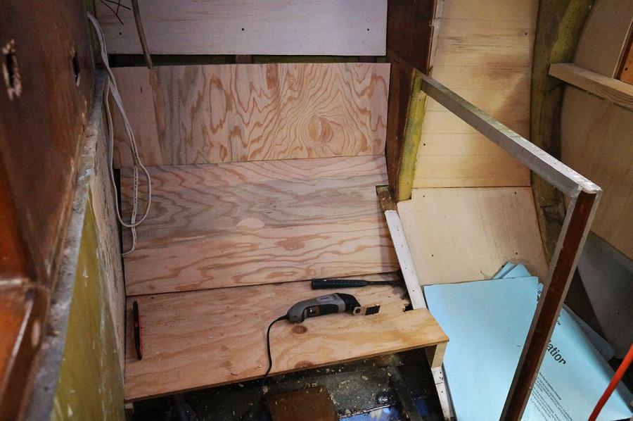 layout of fridge box