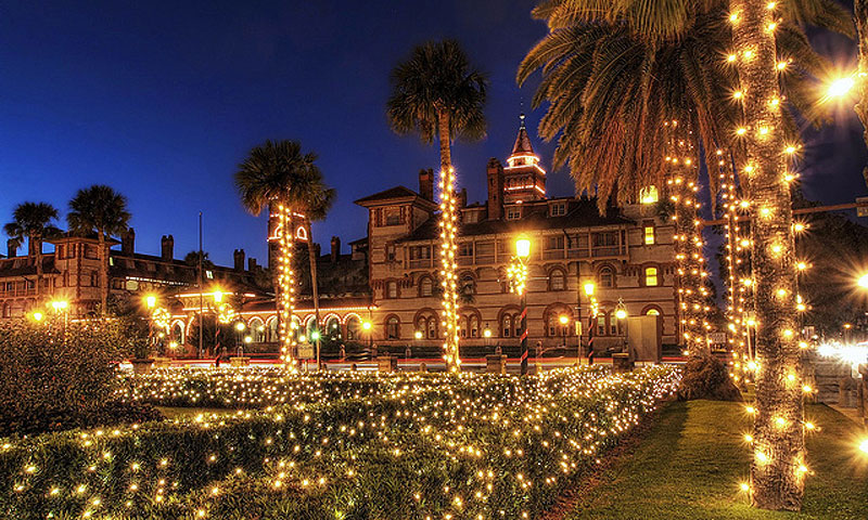 St. Augustine Nights of Lights