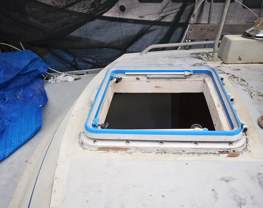 replacing hatch