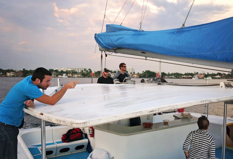 sunset cruise Fort Lauderdale
