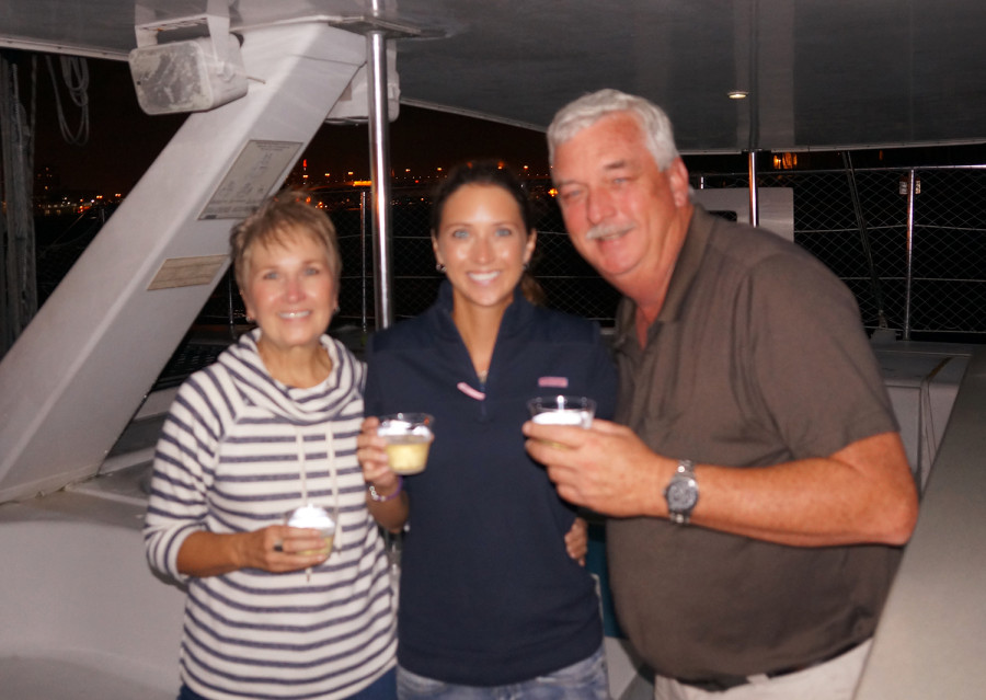 champagne cruise Spirit of Fort Lauderdale