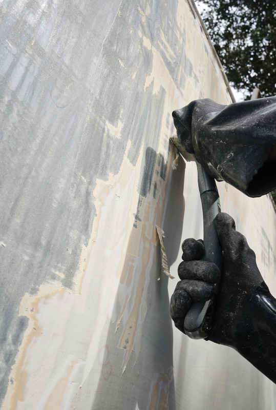 chemical stripper to remove paint