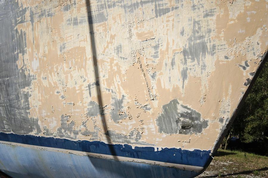 chemical paint stripper