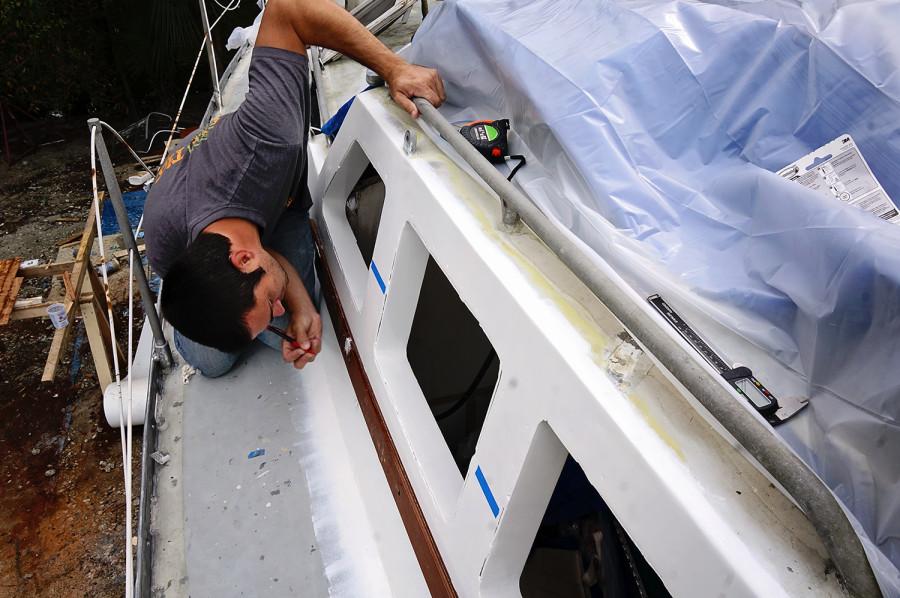 Matt measuring windows