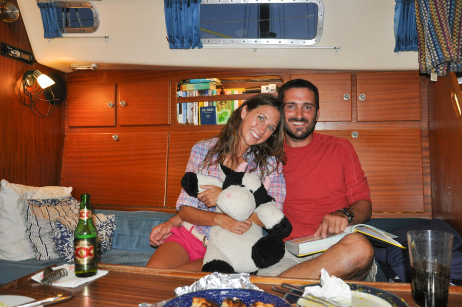 Jessica and Matt (and Ricky)
