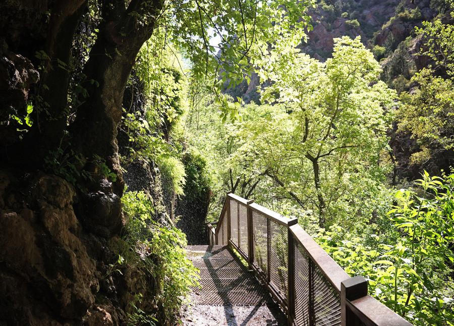 waterfall Tonto Sate Park