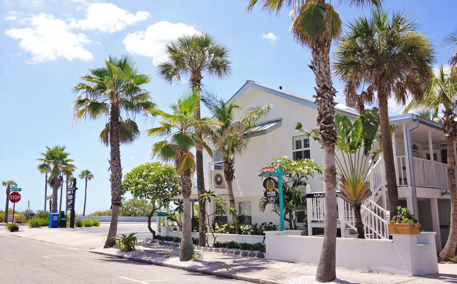 Inn on the Beach - St. Pete