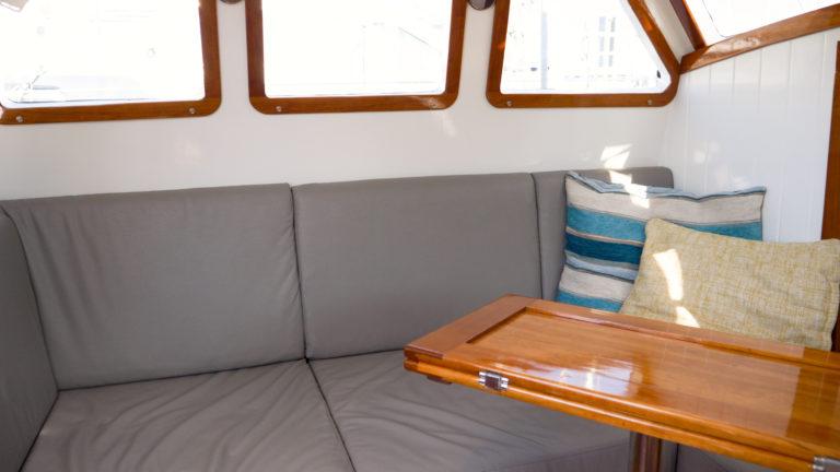 pilot house seating