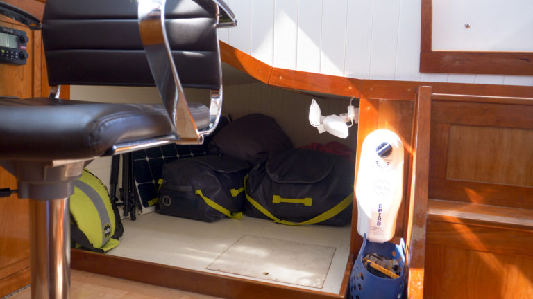 quarter berth