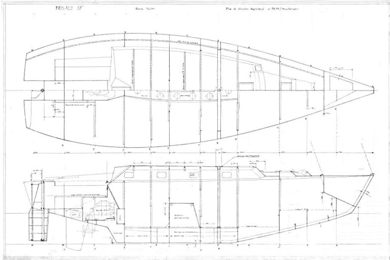 trisalu37 -we are shaft drive and no daggerboard